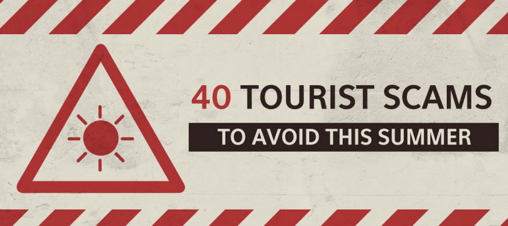 40 Tourist Scams