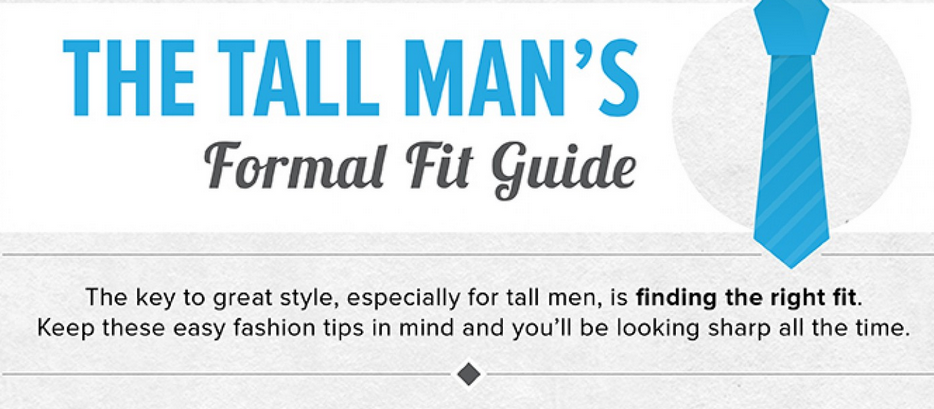 The Tall Man's Formal Fit Guide